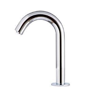Capteur mains libres contemporain salle de bain lavabo robinet-Chromé Finition(froid)