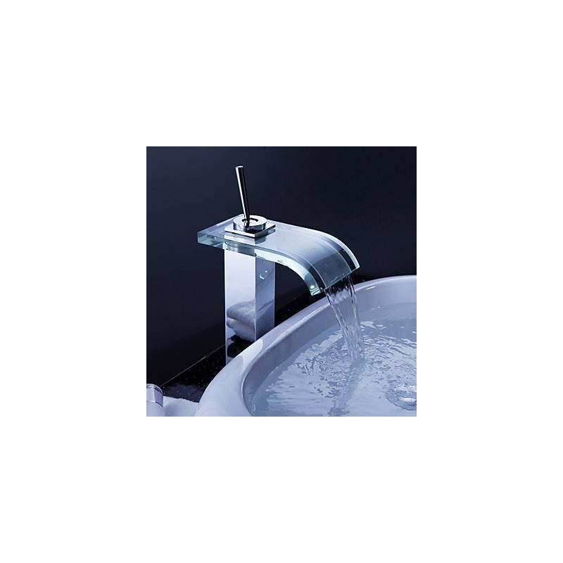 robinets robinet de lavabo robinet cascade entrep t ue cascade contemporain salle de. Black Bedroom Furniture Sets. Home Design Ideas