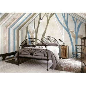 Papier peint de contemporain forêt bois papier non-tissé