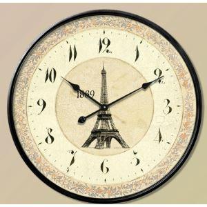 Horloge murale style europ en - Horloge murale grande taille ...