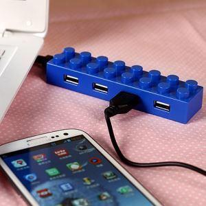 Bâtiment bloc USB-HUB