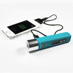 (Entrepôt UE) Chargeur de batterie de poche Extrême Lampe + USB