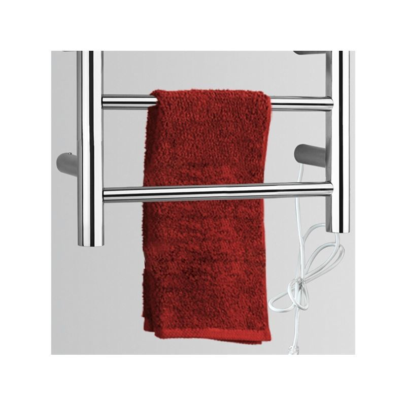 Bain porte serviette chauffant entrep t ue 60w for Porte serviette chauffant