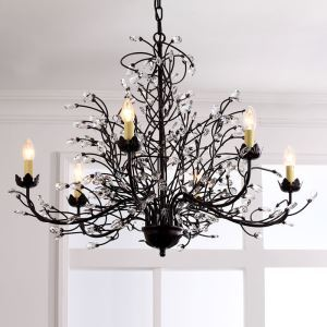 lustre. Black Bedroom Furniture Sets. Home Design Ideas
