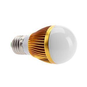 (Entrepôt UE) E27 Ampoule LED 5W Lumière 560lm Angle de faisceau 180 ° SMD 5050 AC85-265V or Led Bulb Globe