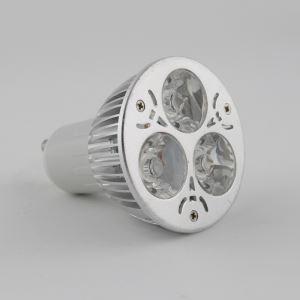 (Entrepôt UE) 3W GU10 conduit 320lm WW AC85-265V LED Projecteurs