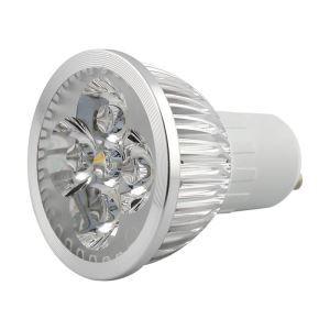 (Entrepôt UE) 4W GU10 conduit 360LM WW AC85-265V LED Projecteurs