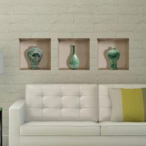 Art mural Papier 3D revêtements muraux PVC lavables mural