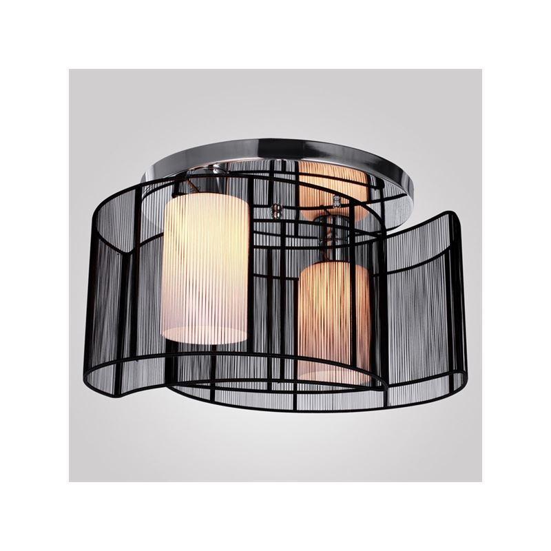 Plafonnier 2 lampes suspension plafonnier cuisine - Luminaire cuisine pas cher ...