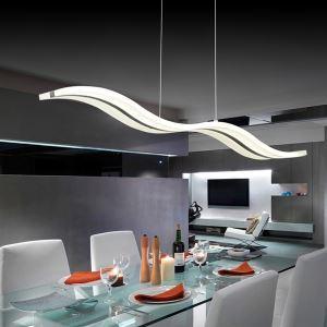 (Entrepôt UE) (En Stock) Lampe Suspendue  Lustre- Moderne - avec LED