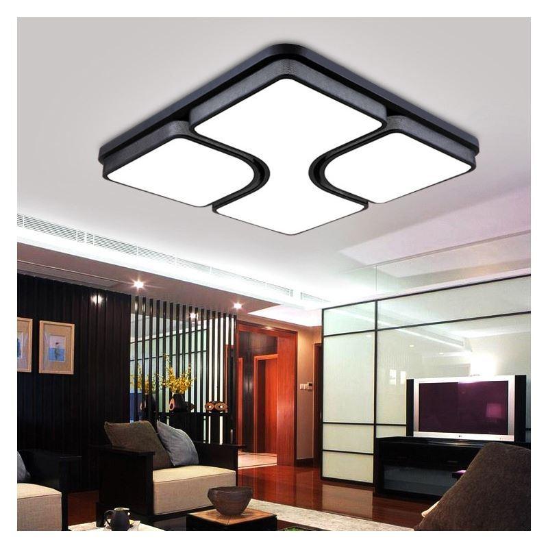 Lampe de plafond pour chambre good mabor plafonnier lampe cristal lampe de plafond acier for Plafonnier design pour chambre