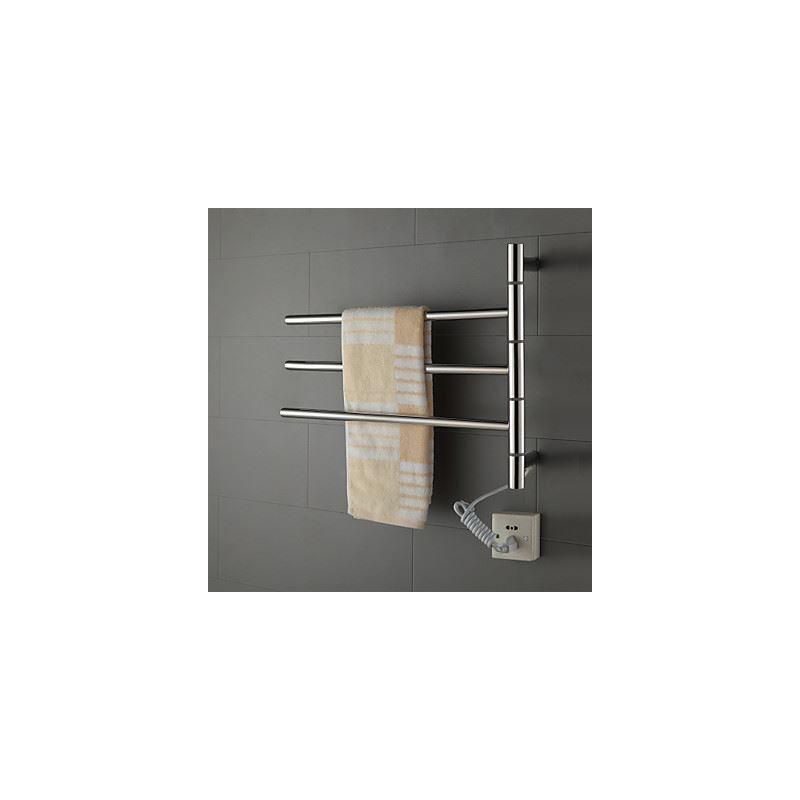 bain porte serviette chauffant 40w s che serviette en. Black Bedroom Furniture Sets. Home Design Ideas