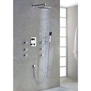 buy shower faucets tub shower tub faucets at homelava. Black Bedroom Furniture Sets. Home Design Ideas