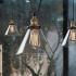 Afficher les détails pour (Entrepôt UE) Suspension en verre D18.5cm luminaire design cuisine restaurant café bar