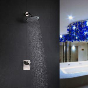 Colonne de douche encastrée 2 trous 1 poignée