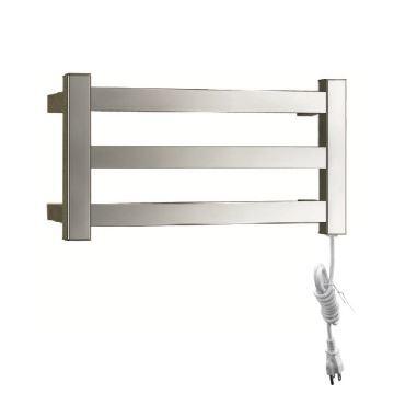 bain s che serviettes support de porte serviettes chauffage electrique 30w thermostatique. Black Bedroom Furniture Sets. Home Design Ideas