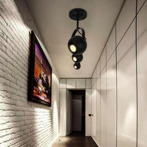 Industriel Rétro Salon Salle à manger magasin de vêtements 1 têtes peinture d'éclairage projecteur
