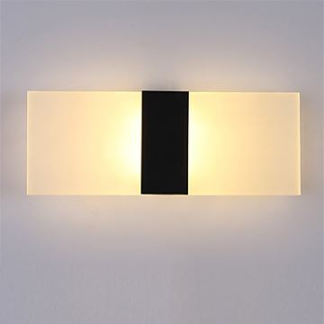 Entrepot Ue Applique Murale Interieur Moderne Led Lampe Carree Pour