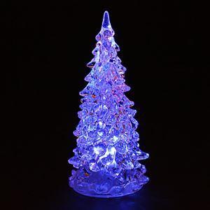 (Entrepôt UE) LED Lampe Noël Arbre Noël Décoration