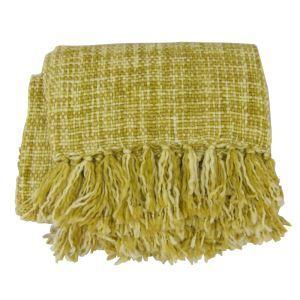 (Entrepôt UE) Multicolore Couverture acrylique occasionnel bureau canapé couverture de cotonfils gros-ventre Decorative couverture