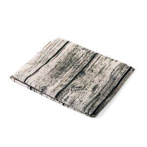 (Entrepôt UE) Rétro nappes en tissu de coton café rectangulaire épais tissu de couverture des nappes