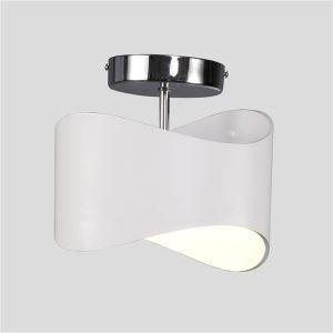 Lustre Métal + Acrylique processus de cuisson LED--1*9W lumière neutre 4000K