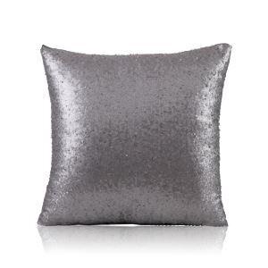 Taie de coussin gris 40*40cm