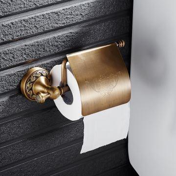 Bain - Dérouleur Papier Toilette - (Entrepôt UE) Vintage porte ...