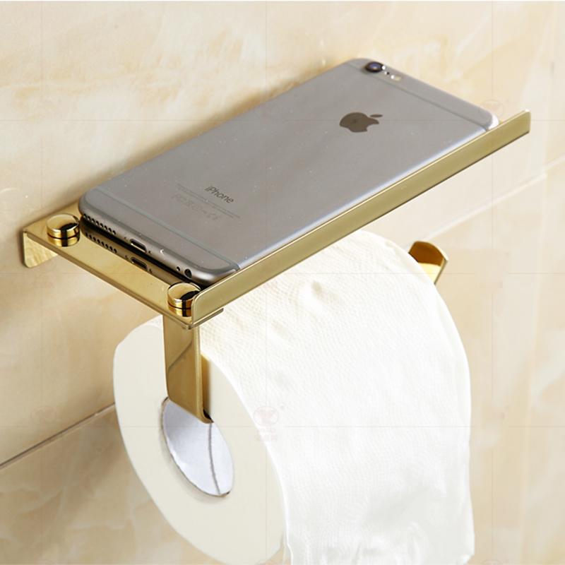 Entrepôt UE) Porte-papier porte-téléphone deux modèles ...