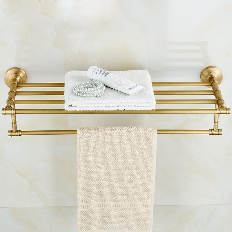 De salle de bain serviette Support Serviette Support Maison de campagne Serviette Barre serviette crochet