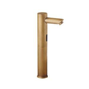 Robinet Bronze capteur Antique brossé pour bassin