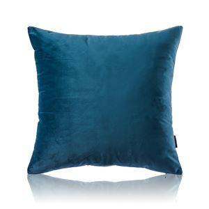 Taie d'oreiller velours couleur unie peluche canapé 6 couleurs 30*50cm