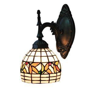 Applique coloris rond luminaire pour salon cuisine salle à manger