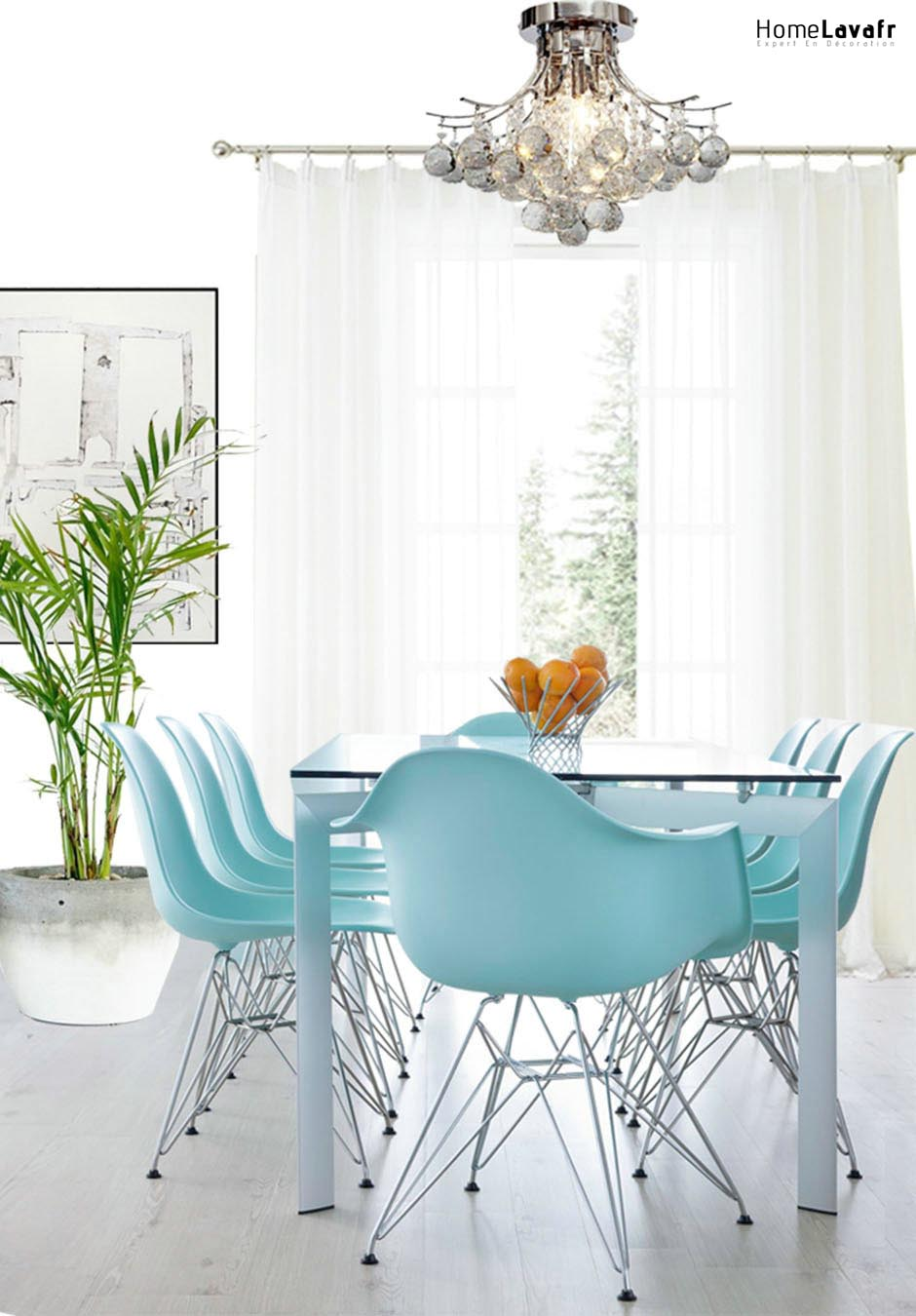 Inspiration pour une salle à manger moderne