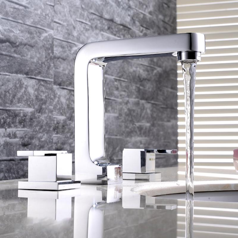 Robinet de lavabo/vasque pour salle de bain style moderne ...