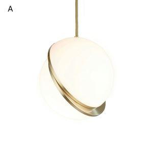 Suspension LED D 25 cm blanc fleur design pour salle à manger chambre