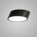 Plafonnier LED pour salle à manger chambre luminaire rond design style simple moderne à 2 modèles