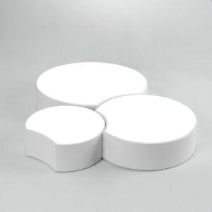 Plafonnier LED pour salle à manger chambre luminaire pomme géométrique