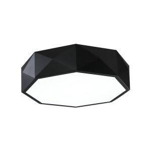 Plafonnier LED lampe de plafond pour salle à manger chambre luminaire géométrique simple moderne
