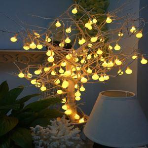 Guirlande lumineuse 40 LED décoration pour Noël