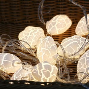 Guirlande lumineuse en forme de nuage LED design extérieur décoration pour Noël