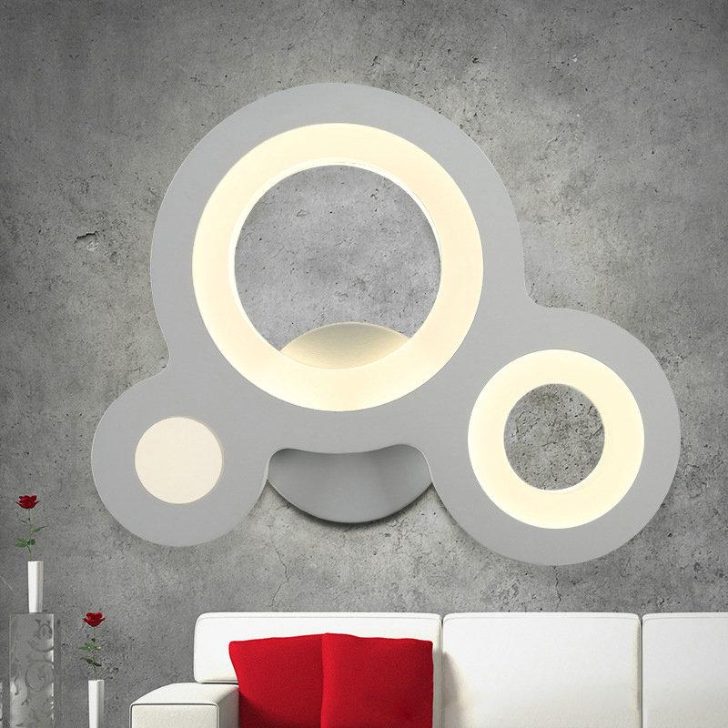 Applique Murale Led Design Style Moderne Luminaire Pour Chambre