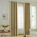 Rideau occulant ombrage couleur pure pour bureau chambre à coucher simple moderne