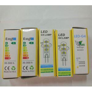 5 led ampoules pour le lustre réf : lt9999p14842