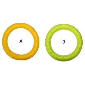 Frisbee EVA  anneau de tirage pour chien