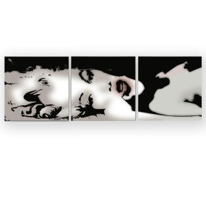Tableau sans cadre Marilyn Monroe 30*30cm