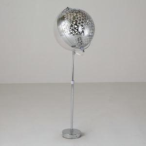 Lampe à poser en métal verre D 27cm design pour bureau salle