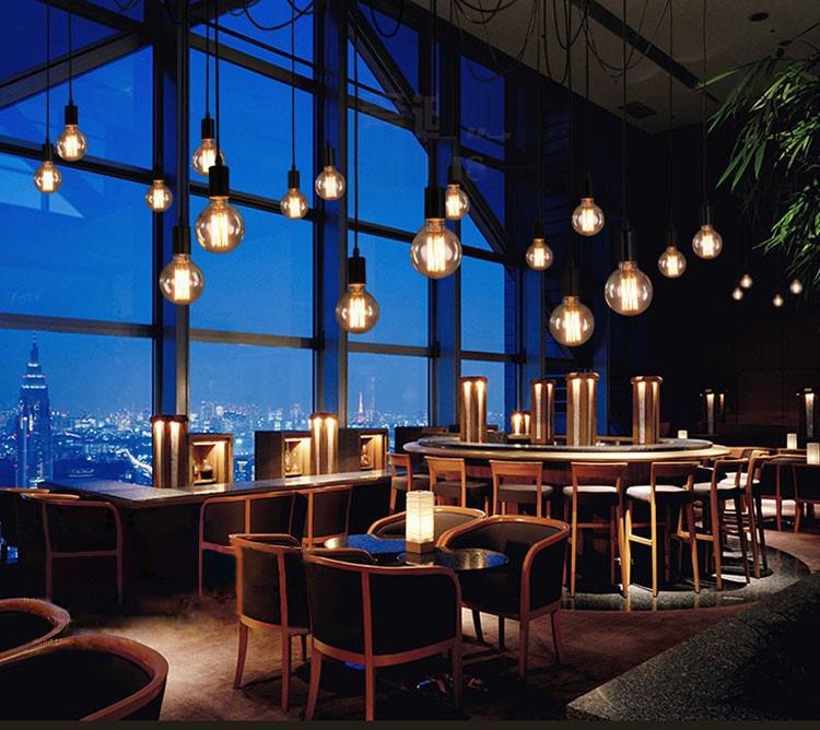lustre pour restaurant