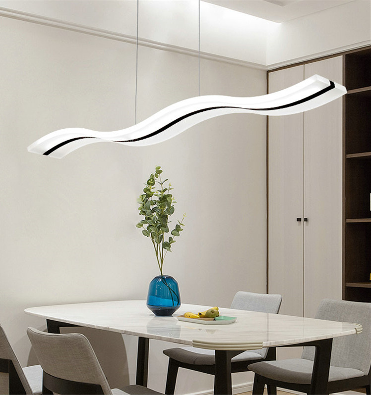 Suspension LED pour salle à manger