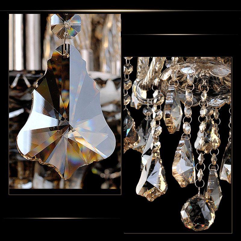 15 Baroque D Salon Cristal 80 Pour Cognac Lustre Cm À Pampilles Lampes tsQdohrCxB